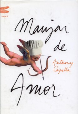Libro Manjar de amor , The food of love