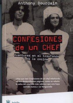 Confesiones de un chef  - Aventuras en el trasfondo de la cocina (Kitchen Confidential)