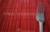 Miss recetas