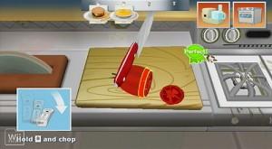 Cocinando en order up!