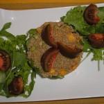 quinoa_rucula_melocoton