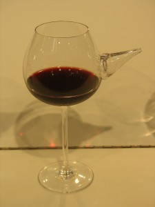 copa vino porrón