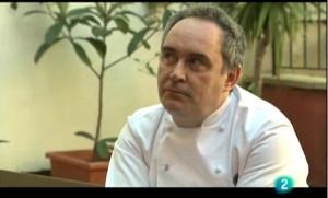 Historia del Bulli tv2 Ferran Adrià documental