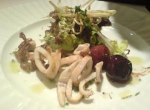 ensalada calamar potera marc palou