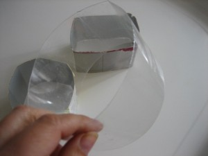 3 molde plastico 300x225 Consejos paso a paso (LXVII) : Moldes para emplatar caseros