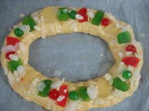 IMG 8153 300x225 Origen y recetas del Roscón de Reyes