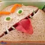 sandwich 150x150 Fotos de comida Curiosa
