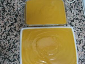 mezcla moldes 300x225 Hacer jabón casero