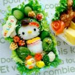 bentokitty 150x150 Fotos de comida Curiosa. El sushi