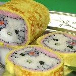 kittyroll 150x150 Fotos de comida Curiosa. El sushi