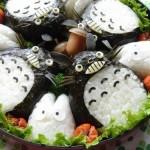 pinguinosmaki 150x150 Fotos de comida Curiosa. El sushi