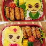 zeldabento 150x150 Fotos de comida Curiosa. El sushi
