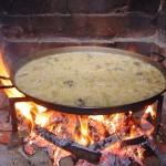 paellabarberini3 150x150 Receta: Paella Valenciana a la leña