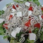 ensalada arroz 150x150 Recetas sabrosas y refrescantes para el verano (I)
