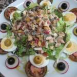 ensalada vinagreta 150x150 Recetas sabrosas y refrescantes para el verano (I)